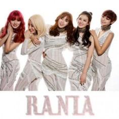 Rania - Just Go (2Nd Mini Album) ( 1 CD )
