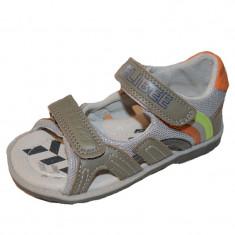 Sandale pentru baietei CLIBEE CLBE1G, Gri - Sandale copii