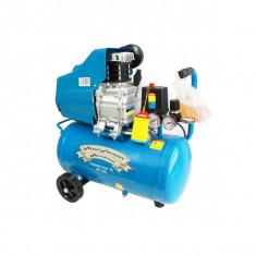 Compresor de aer Micul Fermier 50L, 2 Cp, 1.5KW - Compresor electric