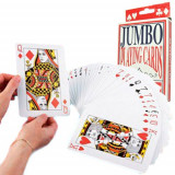 Cărți de joc jumbo