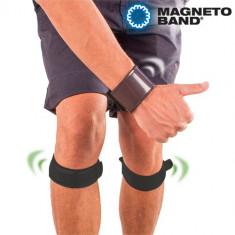 Genunchiere și Manșete Magnetice Magneto Band - Aparat pentru abdomen
