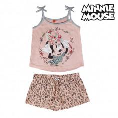 Pijama de Vară pentru Fete Minnie