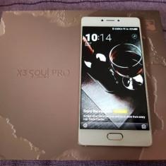 Allview X3 Soul Pro 64GB Dual Sim - Telefon Allview, Auriu, Nu se aplica, Neblocat, Octa core
