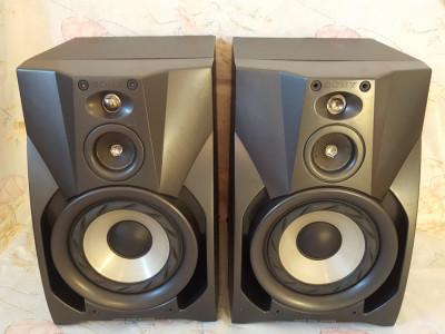 Boxe SONY-model rar-super bass-mult peste Technics,Jvc,Pioneer,Philips foto