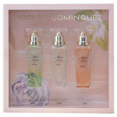 Set de Parfum Femei Aguas Frescas Adolfo Dominguez (3 pcs) - Set parfum