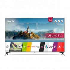 "Smart TV LG 49UJ651V 49"" Ultra HD 4K LED USB x 2 HDR Wifi Argintiu - Televizor LED"