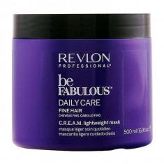 Mască pentru Păr Subțire Be Fabulous Revlon - Masca de par