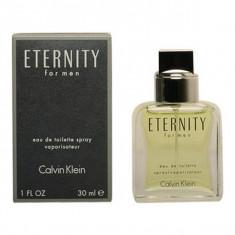 Parfum Bărbați Eternity Calvin Klein EDT - Set parfum