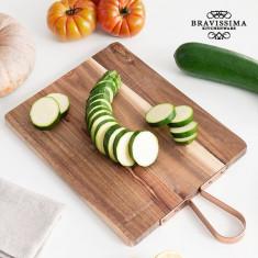 Planșetă pentru Tăiat din Salcâm Bravissima Kitchen