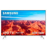"Smart TV Samsung UE49MU7005 49"" Ultra HD 4K LED USB x 3 HDR 1000 Wifi Argintiu, 125 cm"