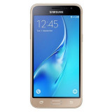 "Telefon Mobil Samsung SM J320F J3 Galaxy 5"" 4G 8GB Quad Core Auriu, 5'', 8 MP"