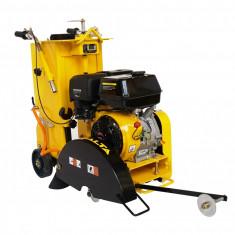 Taietor beton si asfalt Masalta MF16-2 motor Loncin - Motodebitator
