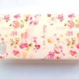 Husa protectie iPhone 4S, carcasa spate telefon, model desen - Husa Telefon, iPhone 4/4S, Plastic, Fara snur
