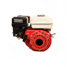 Motor pe benzina Ohv Micul Fermier 7 CP, 4 timpi, ax pana 20 mm - Motor electric