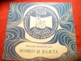 Program Teatru IATC - Shakespeare- Romeo si Julieta 1977-1978