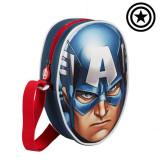 Gentuță 3D Capitan America (Avengers)