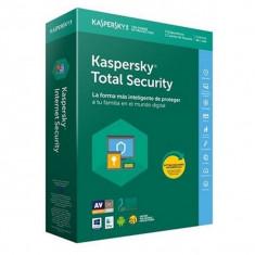 Antivirus Acasă Kaspersky Total Security 2018 KL1919S5CFS-8 3L/1A Multi-Device |