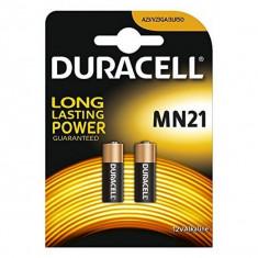 Baterii Alcaline DURACELL Security DRB212 LR23A MN21 12V 1.5W|(2 pcs)