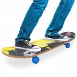 Skateboard din Lemn (4 roţi), 31