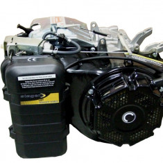 Motor Stager UP168, benzina, 196 cmc - Motor electric