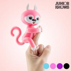 Veveriță Interactivă cu Mișcare și Sunet Junior Knows - Jucarii plus