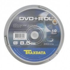 DVD+R DOUBLE LAYER TRAXDATA 8X