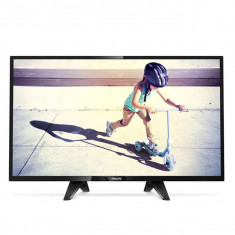 "Televiziune Philips 49PFT4132/12 49"" Full HD LED Ultra Slim Negru - Televizor LED Philips, Smart TV"