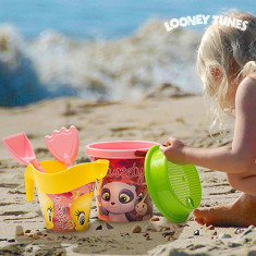 Joc de Plajă cu Stropitoare Tweety (5 piese) - Set de constructie