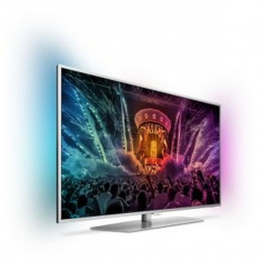 "Smart TV Philips 49PUS6551/12 49"" LED Ultra HD 4K Wifi - Televizor LED Philips, 125 cm"