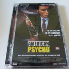 American Psyho - dvd, Altele