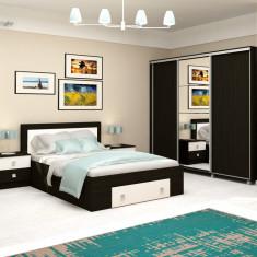 Dormitor Primavera Gloss 3 - Pat dormitor