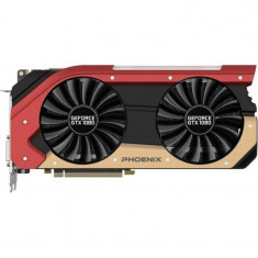 Placa video Gainward nVidia GeForce GTX 1080 Phoenix GS 8GB DDR5X 256bit - Placa video PC