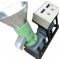 Masina de facut peleti din Rumegus MKL 200 - Aspirator/Tocator frunze