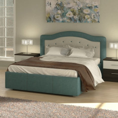 Pat tapitat DONNA - Pat dormitor