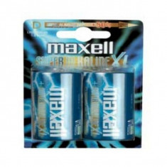Baterii Alcaline Maxell MXBLR20 LR20 D 1.5V (2 pcs)