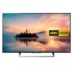 "Smart TV Sony KD65XE7096 65"" Ultra HD 4K LED USB x 3 400 Hz HDR Wifi Negru - Televizor LED Sony, 165 cm"