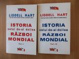 LIDDELL HART- ISTORIA CELUI DE-AL DOILEA RAZBOI MONDIAL- VOL I SI II