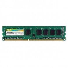 Memorie RAM Silicon Power SP004GBLTU160N02 DDR3 240-pin DIMM 4 GB 1600 Mhz, Silicon Power