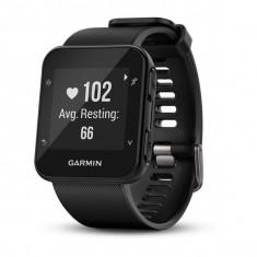 Smartwatch GARMIN Forerunner 35 GPS Tracking Waterproof 5 ATM Negru