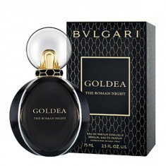 Bvlgari Goldea The Roman Night EDP Sensuelle 75 ml pentru femei
