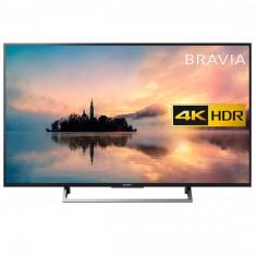 "Smart TV Sony KD49XE7096 49"" Ultra HD 4K LED USB x 3 HDR WIFI Negru - Televizor LED"