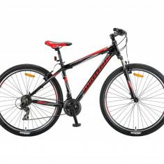"""Bicicleta MTB Umit Mirage Cadru 20"""" , 21 Viteze , Culoare Negru/Rosu, Roata 29""""PB Cod:29650200002"""