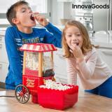 Aparat de făcut Popcorn InnovaGoods 1200W Roșu