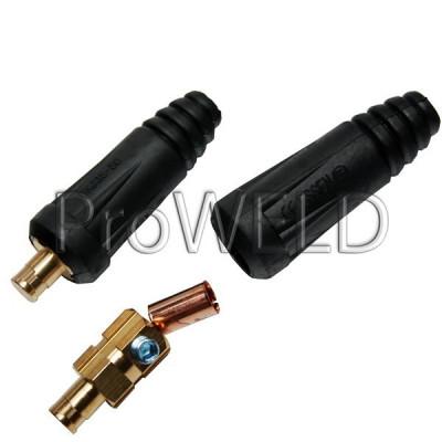 Conector cablu sudura TEB 35-50 (QC-01) foto