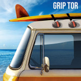 Ventuze pentru Acoperișuri Auto Grip Tor (pachet de 2)