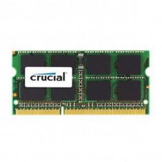Memorie RAM Crucial CT8G3S160BMCEU SoDim 8 GB DDR3 1600 MHz MAC