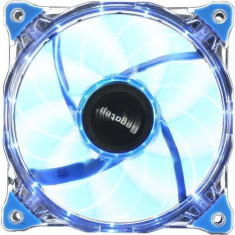 Ventilator carcasa desktop Segotep Polar Wind Blue LED 120 mm - Cooler PC