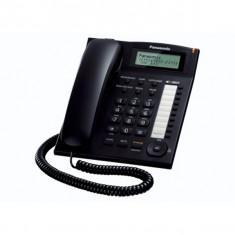 Telefon Fix Panasonic KX-TS880EXB LCD Negru