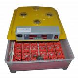 Incubator oua MS-36 gaina 144 prepelita cu intoarcere automata