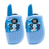 Walkie-Talkie Cobra PMR HM230 3 KM Albastru